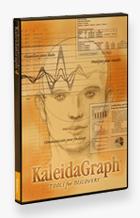 KaleidaGraph version 4.5 packaging